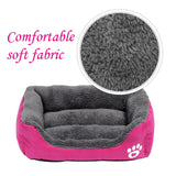 Soft Comfortable Dog Bed | Paws Night Out