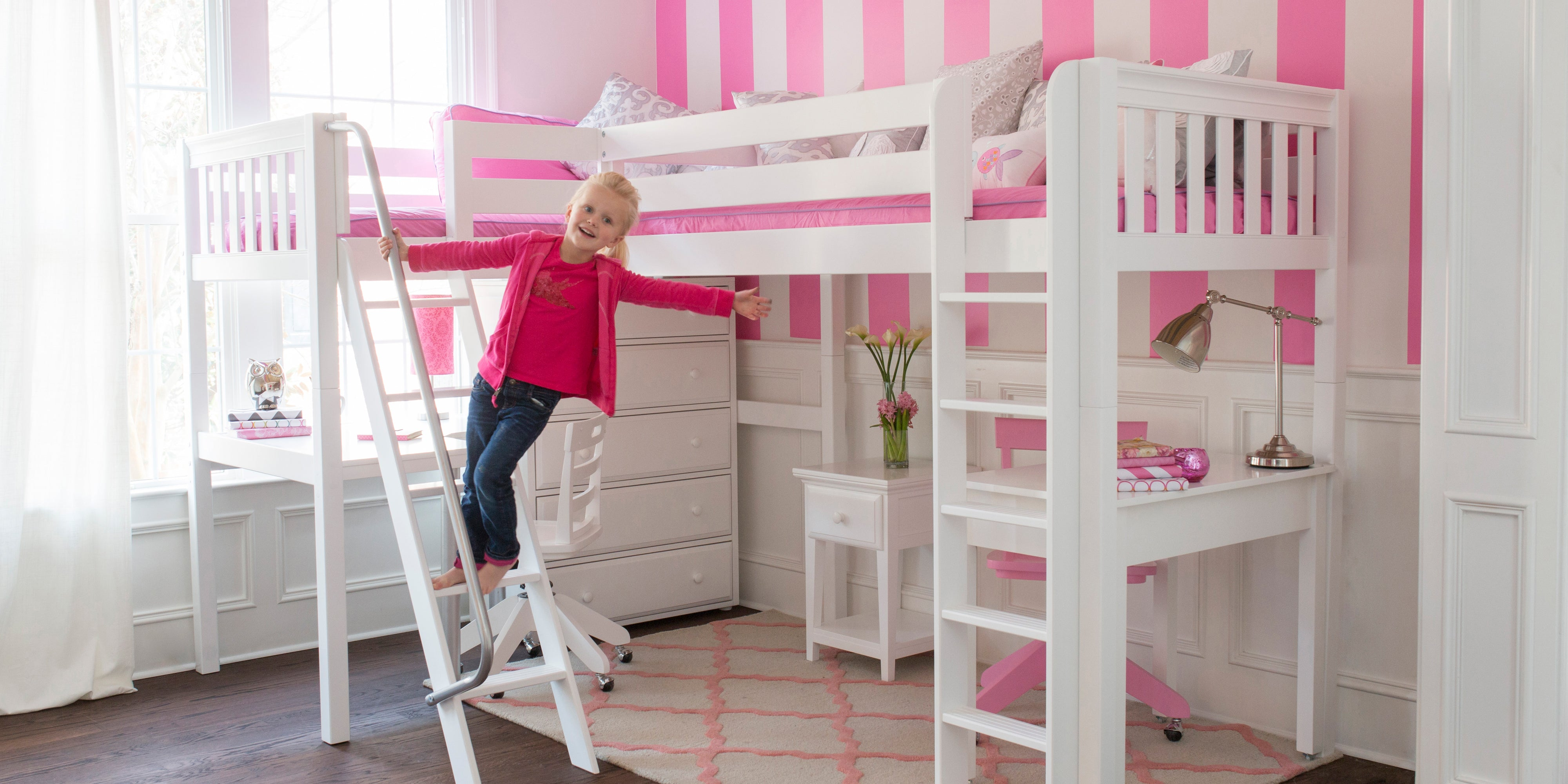 High Bunk Beds
