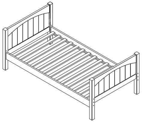 Maxtrix Basic Low Bed