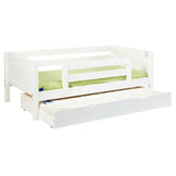 Maxtrix Low Bed w Surround Guards (w Pullout)