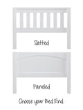 Maxtrix High Bunk w Side Ladder (w Pullout)