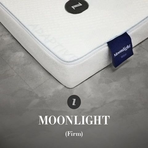 "Sofzsleep Moonlight 4"" (10cm) 100% Latex"