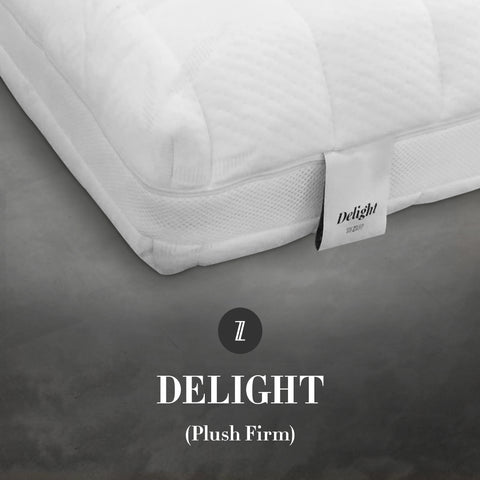 "Sofzsleep Delight 7"" (18cm) 100% Latex"