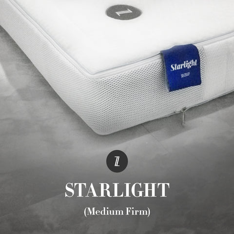 "Sofzsleep Starlight 5"" (14cm) 100% Latex"