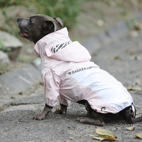 Oslo Mist Dog Raincoat