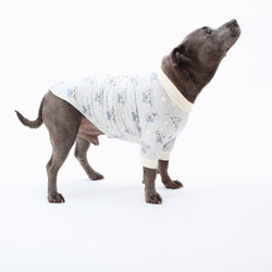 Signature Dog PJ Tee- SAMPLE