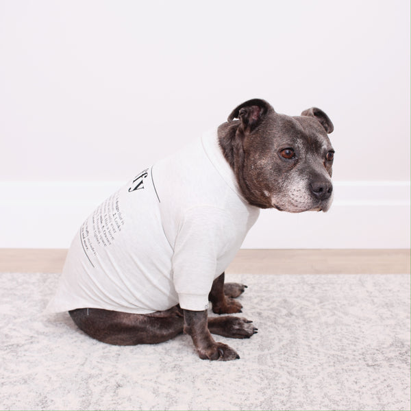 Staffy Dog Tee