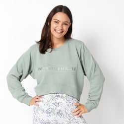 The Ivy Sweat - Crop