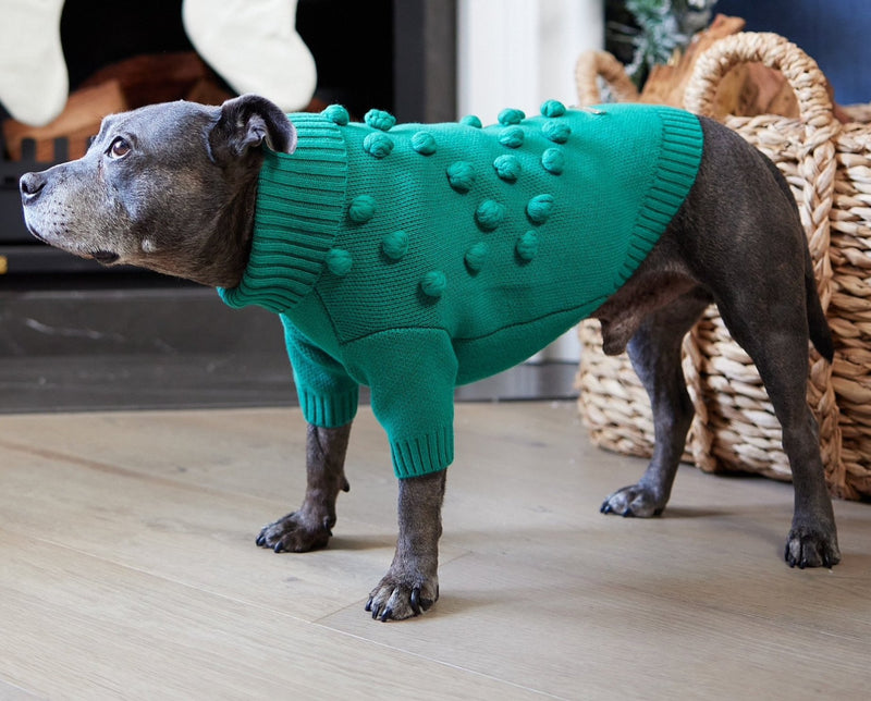 The Bauble Sweater - Holly
