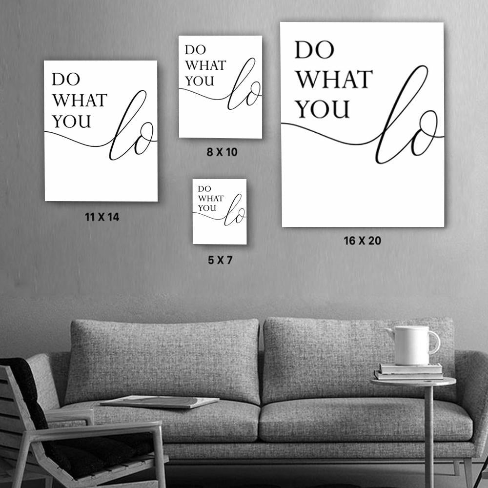 FAMILY Canvas Art Set II