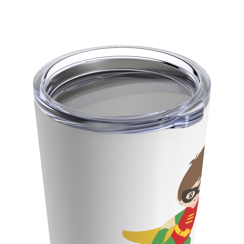 Personalized Hero Stainless Steel Tumbler 20oz With Name Ⅸ- Made in USA