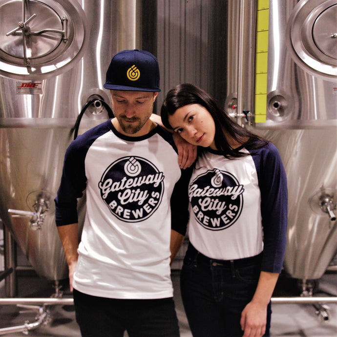 Unisex Brewers Baseball Tee