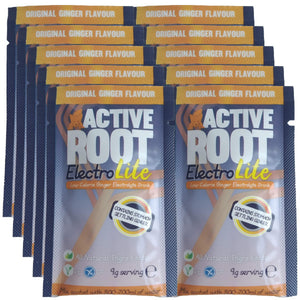 ACTIVE ROOT - GINGER ELECTRO LITE - SACHETS