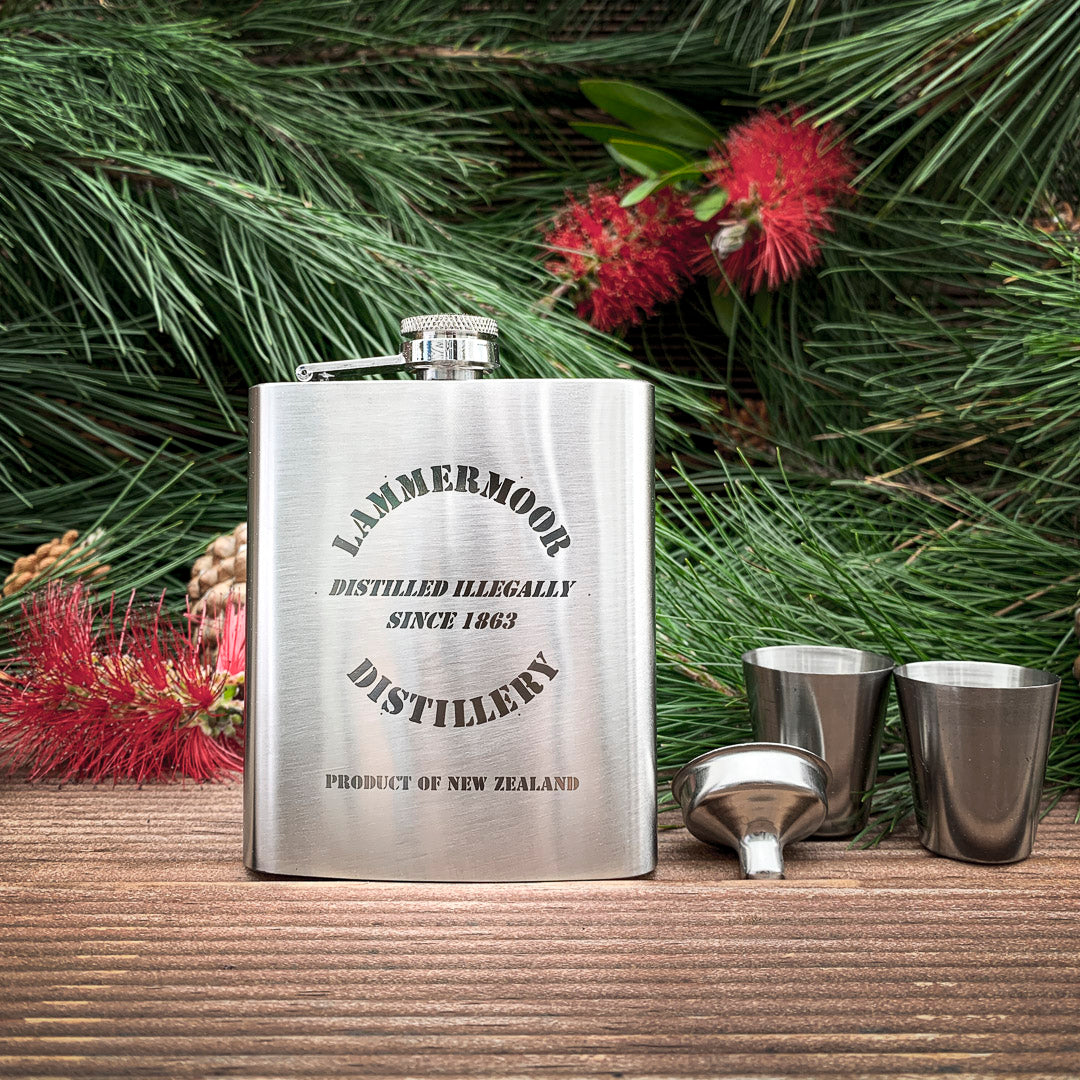 Lammermoor Whisky Flask | Expression of Interest | Limited Release