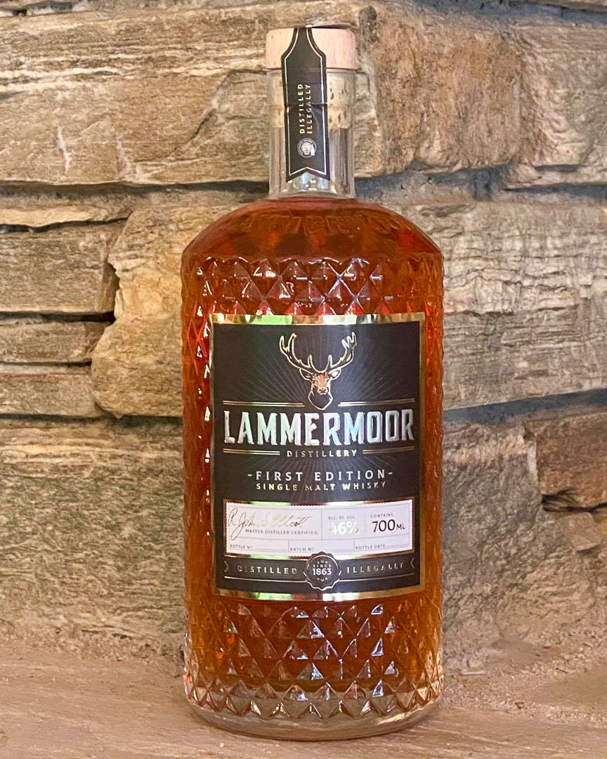 Lammermoor First Edition Single Malt Whisky