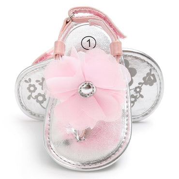 Multi-Style PU Cute Newborn Baby Casual Sandals&Clogs Princesses Shoes Infant First Kids Walker Summer Autumn Sandals