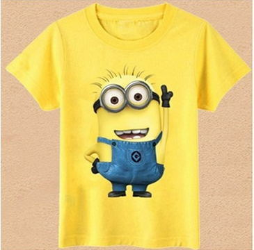 Fashion Boys Girls T Shirt Cartoon Kids Clothes Tee T-Shirt Short Sleeve Top Casual Summer Clothing Cartoon Boy Girls Clohtes