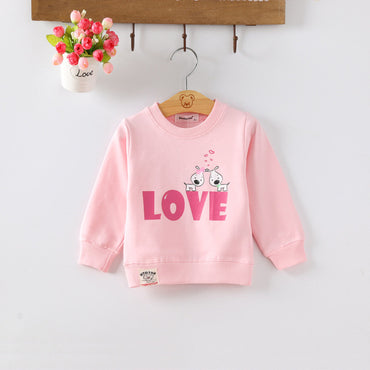 IENENS Kids Baby Boys Girls Hoodie Clothes Clothing Hoodies Toddler Infant Boy Girl Sweatshirts T-shirt Hoodied Cotton T Shirt