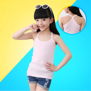 Summer Girl T Shirt Cotton  Flower Applique T Shirt for Girl Tops Tees Kids Baby T-shirt Cotton Clothes Tops