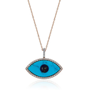 Eye to Eye Kolye - Kolye - Marla Jewelry