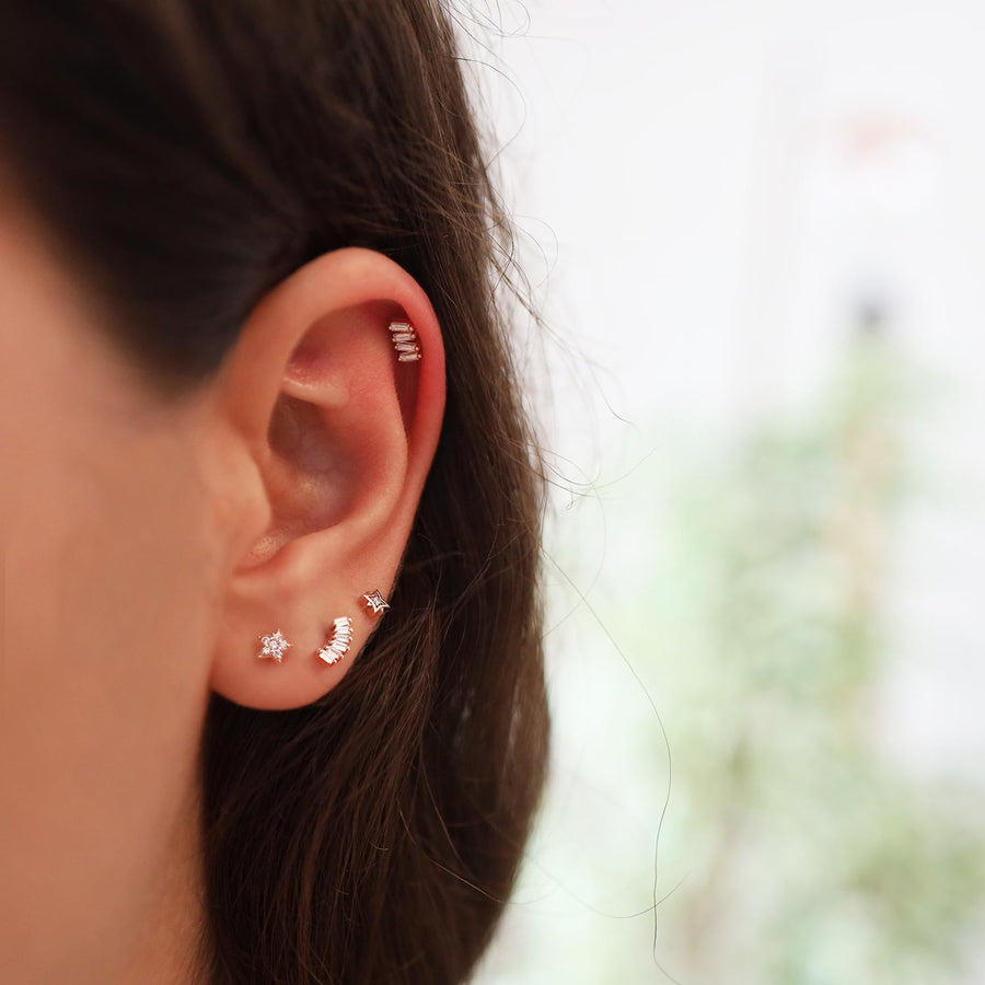 In-line - Piercing - Marla Jewelry
