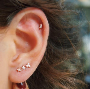 Star - Piercing - Marla Jewelry