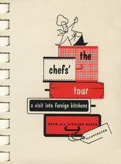 chefs tour cookbook cover