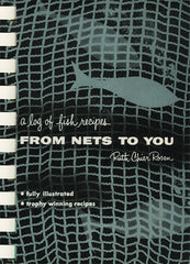 from nets to you fish cookbook cover
