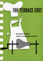 The terrace chef cover for barbecue