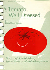 a tomato well dressed salad cookbook cover