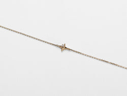 North Star Diamond Bracelet - Jureve