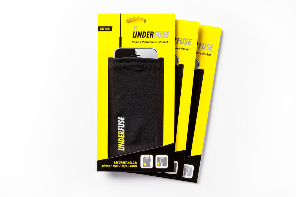 UNDERFUSE 3-PACK