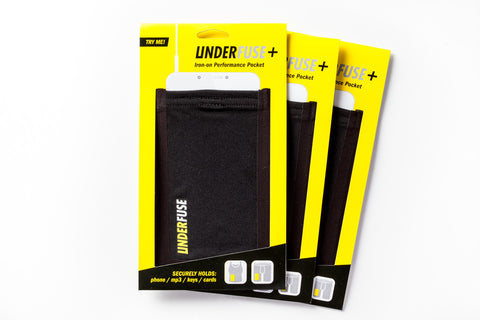 UNDERFUSE PLUS 3-PACK
