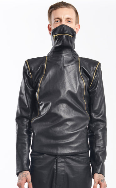 FETISH MOTO JACKET