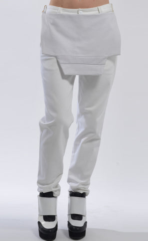Front Flap Trousers
