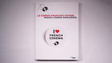 Charger l'image dans la galerie, Book French Cinema Worldwide - UniFrance 70th anniversary front cover