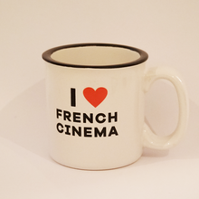 Charger l'image dans la galerie, Mug I Love French Cinema front