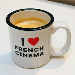 Mug I Love French Cinema