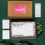 List Lovers Gift Box