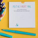 Positive Parent Mail notepads