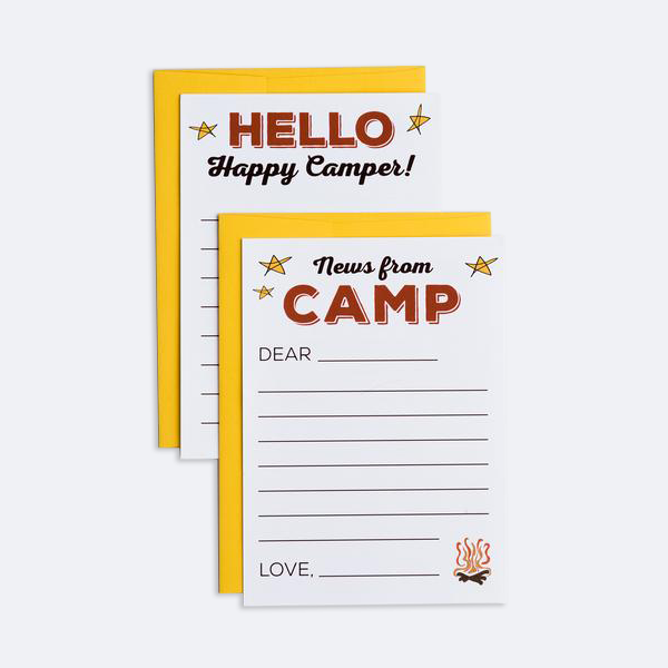Camp Correspondence bundle