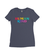 Human Kind Women's Fitted T-Shirt