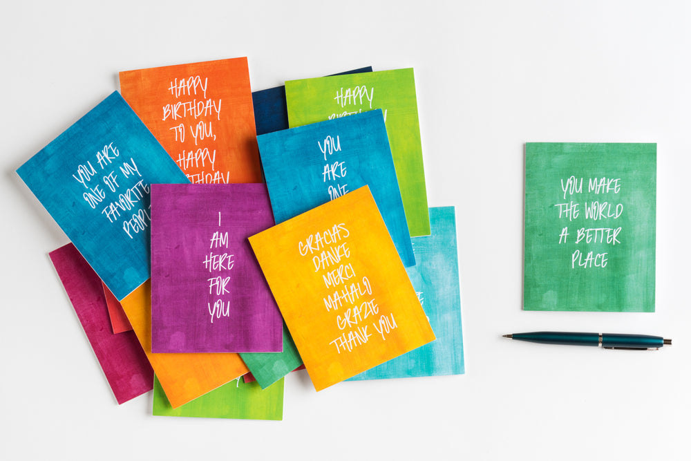 Annie's Favorites Greeting Card Bundle
