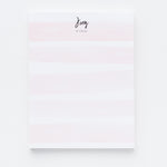The Jessica Personalized notepad