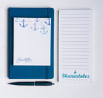 Skaneateles List notepad
