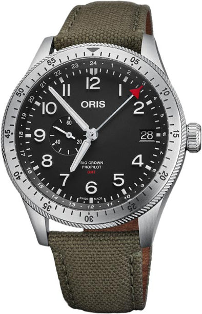 Oris Big Crown ProPilot Timer GMT 44 Mens Watch