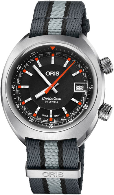Oris Chronoris Mens Watch