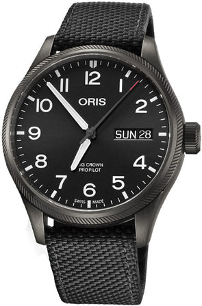 Oris Big Crown ProPilot Day Date 45mm Mens Watch