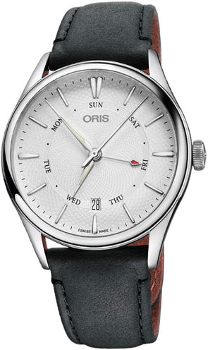 Oris Artelier Pointer Day Date Mens Watch