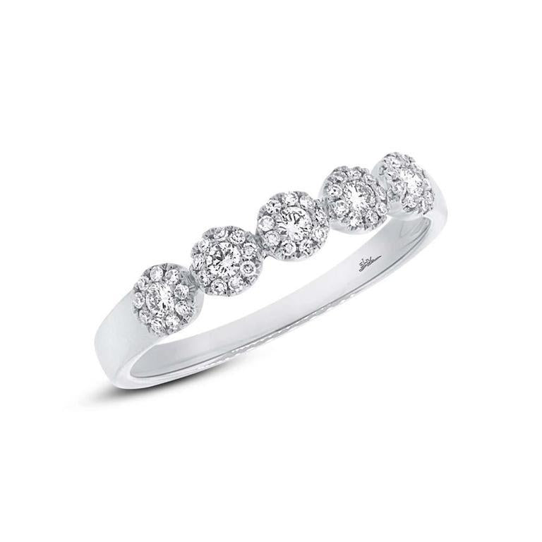 Diamond Halo Band
